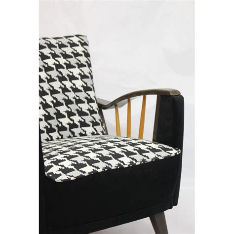 black and white armchair armchair white and black settee upholstered armchair with