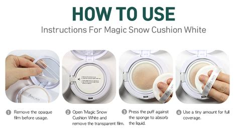 Laneige Bb Cushion New Package 2016 april skin magic snow cushion white style story
