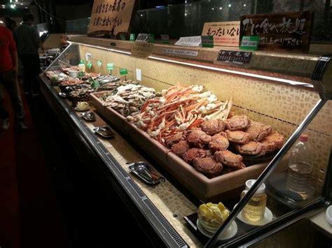 店内 picture of seafood buffet restaurant nanda sapporo