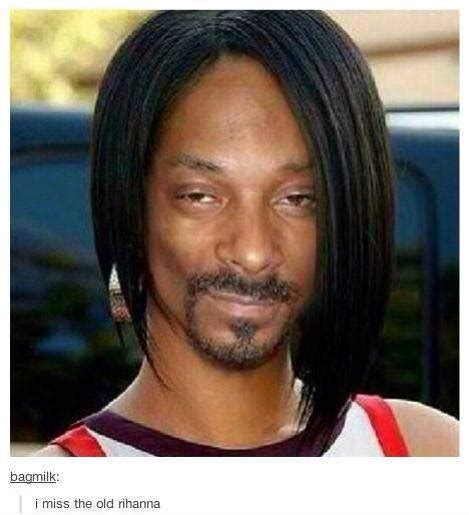 fashion for snoop dogg hair down snoop dogg new hair style snoopy rihana bet you didn t