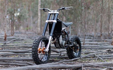 Ktm Tracker Ktm Hirider By Engineered To Slide Bikebound