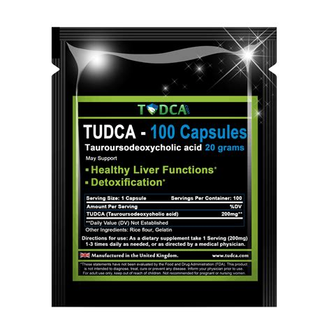 Liver Detox Supplements Uk by Tudca Liver Support Supplement Buy Uk