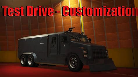 gta   rcv test drive  customization