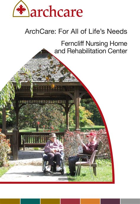 Detox College Park by Rhinebeck Rehab At Ferncliff Archcare