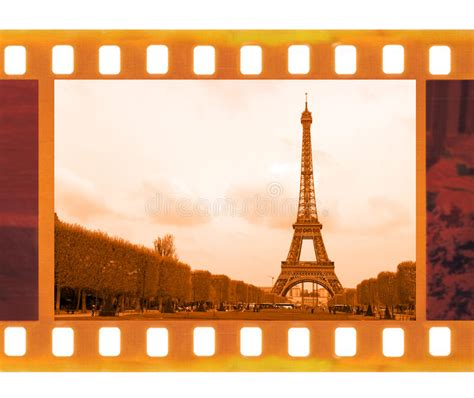 free download video film eiffel i m in love vintage old 35mm frame photo film with eiffel tower in