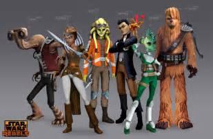 star wars rebels enfin le trailer en fran 231 ais
