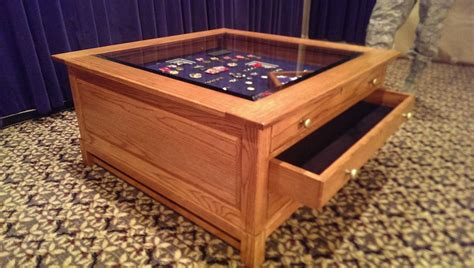 jeffs coffee table shadow box  wood whisperer