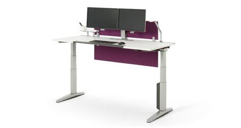 steelcase height adjustable desk steelcase ology height adjustable desk