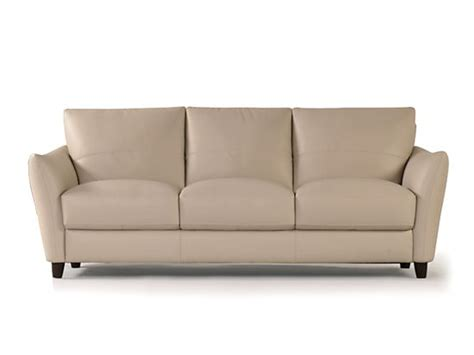 Dania Leather Sofa by Master Bedrooms Leather And Leather On