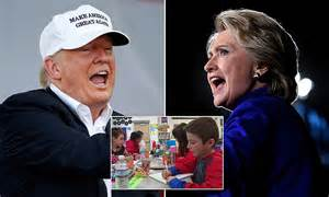 New york school cancels us election after students chant trump