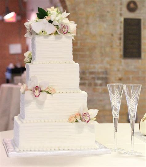 square wedding cake square rustic horizontal textured wedding cake wedding