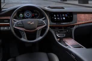 New Cadillac Interior 2016 Cadillac Ct6 Interior Car Interior Design