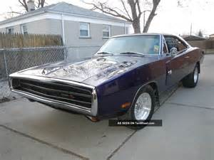 1970 Dodge Charger Rt 1970 Dodge Charger R T 440