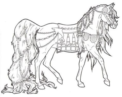 horse coloring pages for adults printable coloring pages for adults free printable best