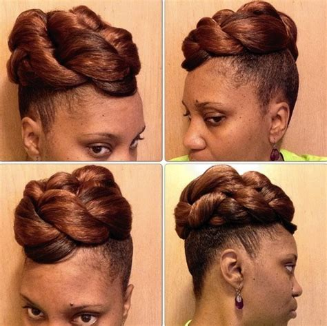 Simple Hairstyles For American Hair by 50 Updos For Hair