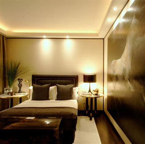 Bedroom Lighting Ideas Lewis 191 Como Darle Efecto De Iluminaci 243 N A Una Habitaci 243 N Peque 241 A
