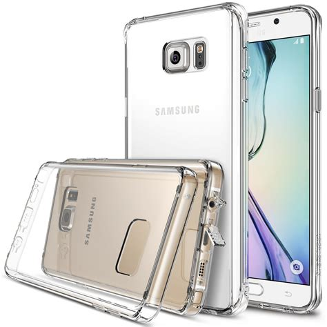 Rearth Ringke Fusion Samsung Galaxy S7 Flat View Clear galaxy note 5 accessories suggest deployable stylus
