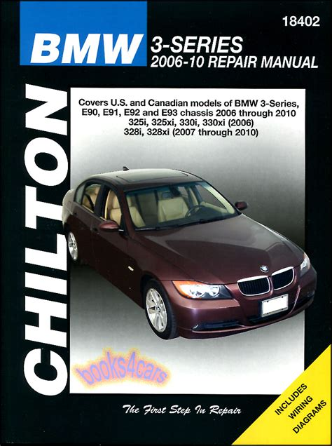 how to download repair manuals 2007 bmw 3 series windshield wipe control bmw shop manual service repair book chilton 3 series e90 e91 e92 e93 haynes ebay