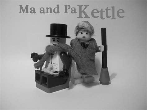 lego ma and pa kettle quintero castro studios
