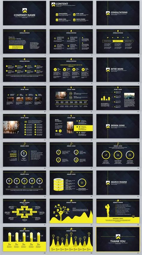 19 professional powerpoint templates powerpoint templates free