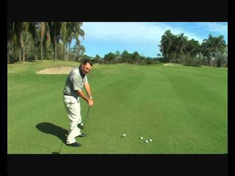 how to stop coming over the top in golf swing stop coming over the top youtube