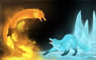 Camimages fogo e gelo