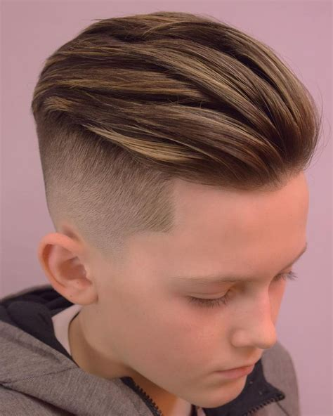 youth haircuts for boys best 25 kids hairstyles boys ideas on pinterest boy