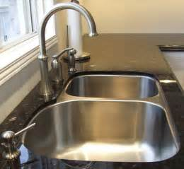 kitchen faucet install install a kitchen faucet how to install a kitchen faucet