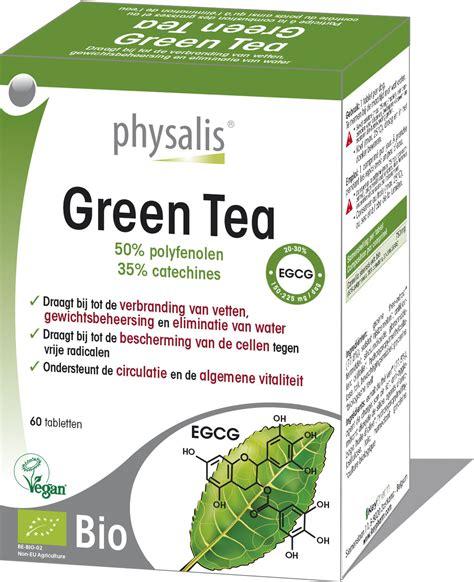 Detox Drinkullen 11 Biologische Planten by Green Tea Keypharm Natuurlijke Voedingssupplementen