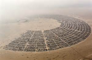 Architectural Design Software open call redesign the burning man city plan archdaily