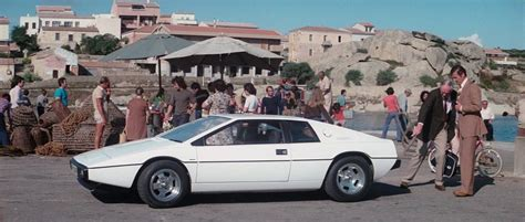 the who loved me lotus esprit location bond sardinia the who loved me