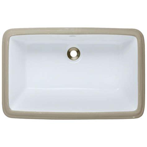 mr direct bathroom sinks mr direct undermount porcelain bathroom sink in white
