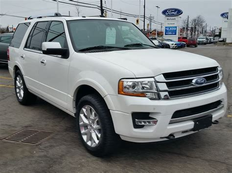 2015 ford expedition limited awd hamilton ontario used