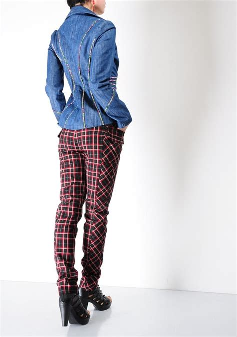 Rok Maxi Tartan Square 92 best preppy in plaid images on plaid shirt