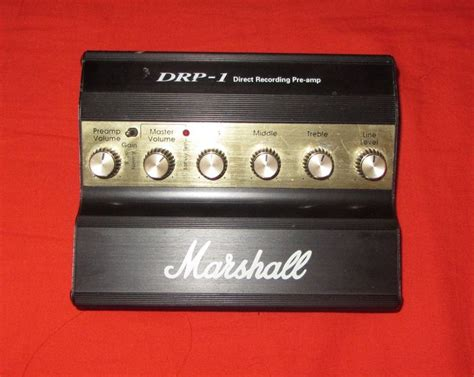 li transistor marshall photo marshall drp 1 marshall drp 1 47091 889846 audiofanzine