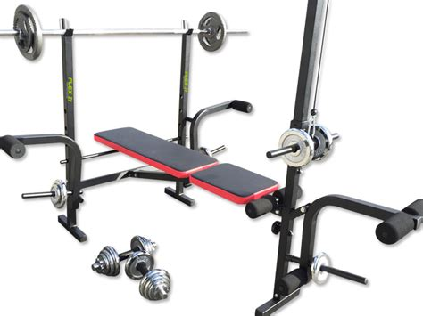 bench press lats weightlifting bench press with lat pull down