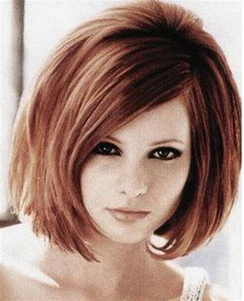 hairstyle for thick hair and oval faces haircuts for oval faces