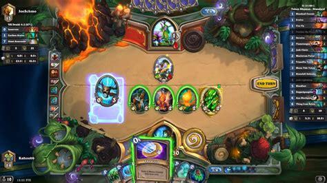 shaman ranked deck hearthstone evolve shaman rank 14 requested deck