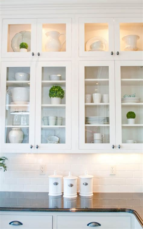 white glass kitchen cabinets best 25 glass cabinets ideas on pinterest glass kitchen