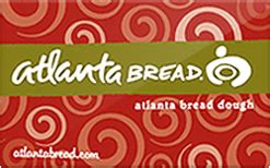 Atlanta Gift Cards - buy atlanta bread company gift cards raise