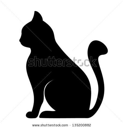 tattoo black cat silhouette 48 best cat silhouettes images on pinterest black cats