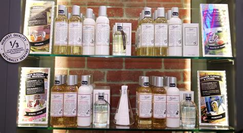 Kiehl S Garden State Mall Kiehl S Aromatic Blends Makeup Stash