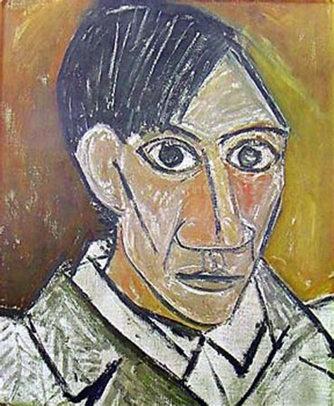 picasso self portrait cubism cmma viscom portfolio assignment 8 cubism pablo picasso
