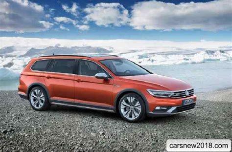 2019 Vw Passat Wagon by Wagon 2018 2019 Volkswagen Passat Alltrack News