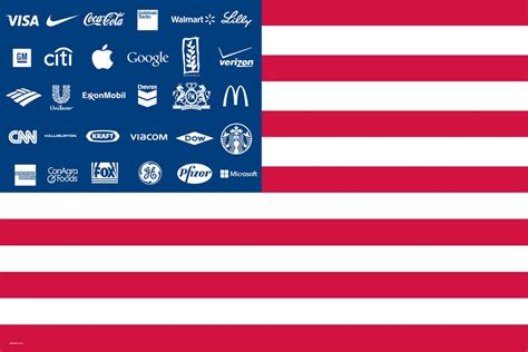 corporate how why corporate america could be the best thing to happen to you books corporate america flag adbusters media foundation