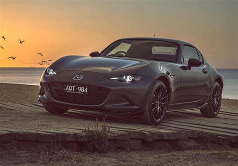 mazda ltd mazda mx 5 rf limited edition now on sale in australia