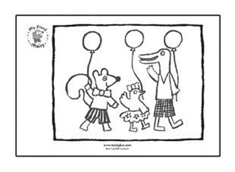 maisy the mouse coloring pages 27 best images about first birthday maisy themed on