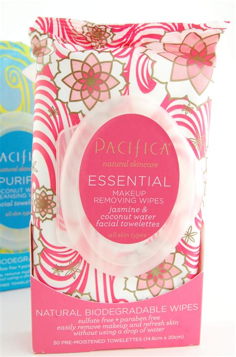 Pacifica Detox Wipes by Pacifica Purify Coconut Water Cleansing Wipes Essential
