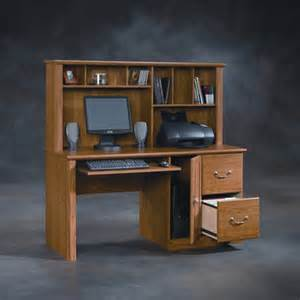 Orchard Computer Desk With Hutch By Sauder Sauder Orchard Computer Desk With Hutch Reviews