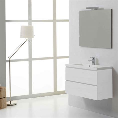 Mobile Bagno Moderno by Mobiletto Per Bagno Moderno Con Cassetti 80 Cm Kv Store